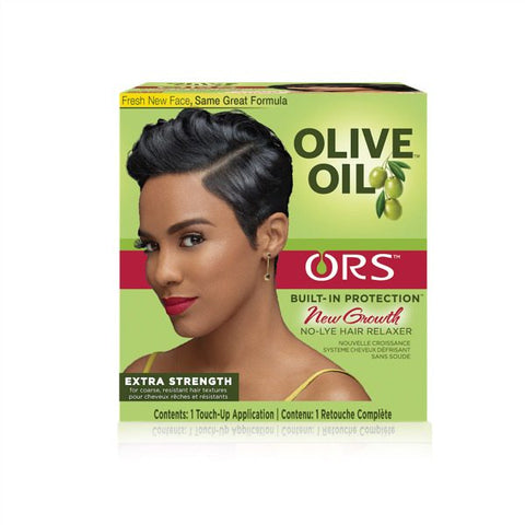 ORS - New Growth No-Lye Hair Relaxer Extra Strength