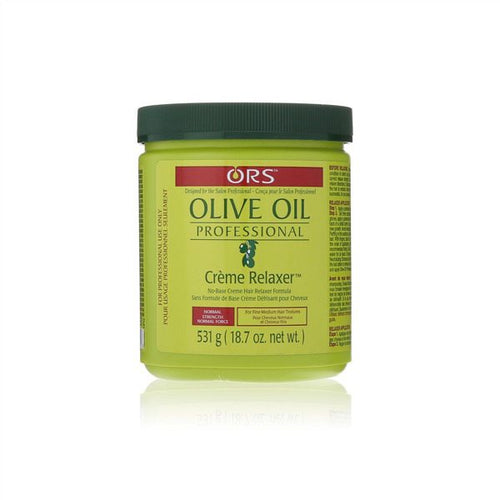 ORS - Olive Oil Relaxer Normal Jar - 18.75oz