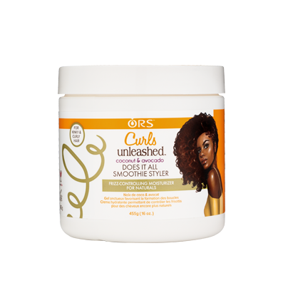ORS - Curls Unleashed Smoothie - 16oz