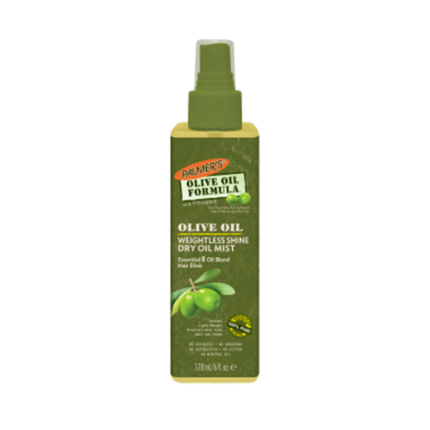 Palmers - Olive Oil Formula Weightless Shine Dry Oil Mist - 6oz