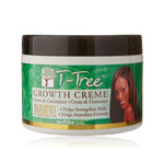 Parnevu - Tea Tree Growth Creme - 6 oz