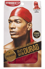 Red by Kiss - Silky Satin Durag