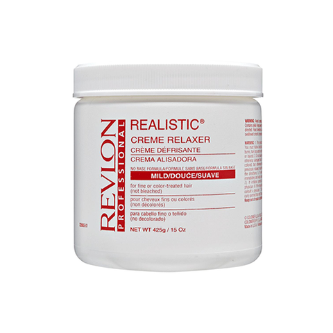 Revlon Realistic - Conditioning Creme Relaxer Mild Strength - 15oz