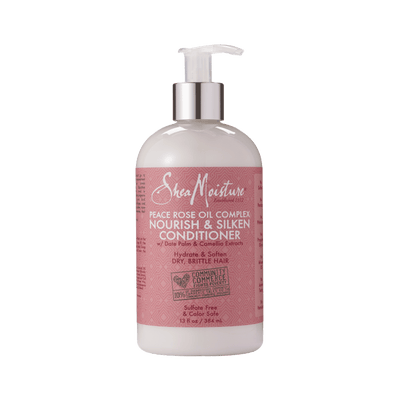 Shea Moisture Peace Rose Oil Complex Nourish & Silken Conditioner