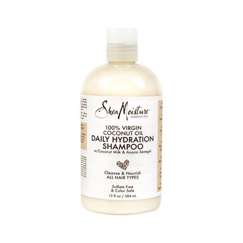 Shea Moisture - 100% Virgin Coconut Oil Daily Hydration Shampoo - 13oz