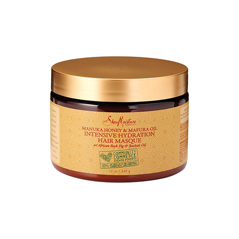 Shea Moisture - Manuka Honey & Mafura Oil Intensive Hydration Hair Masque - 12oz