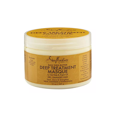 Shea Moisture - Raw Shea Butter Deep Treatment Mask - 12oz