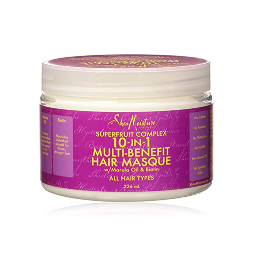 Shea Moisture - Superfruit Complex 10-in-1 Multi-Benefit Hair Masque - 12oz