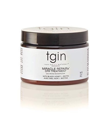 TGIN Miracle RepaiRx CPR Treatment (Curl Protein Reconstructor)