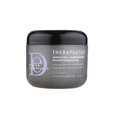 Design Essentials Therapeutics Anti-Inch Hair & Scalp Treatment 4oz