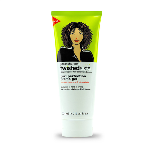 Twisted Sista - Curl Perfection Creme Gel - 7.5 oz