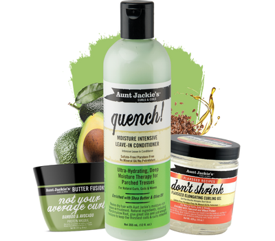 Aunt Jackie's - The Perfect Strength & Shine Kit