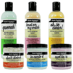 Aunt Jackies - Moisturizing & Softening Hair Care Full Collection