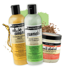 Aunt Jackie's - The Perfect Wash & Go Kit