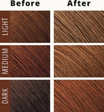 Creme Of Nature - Exotic Shine Colour Medium Warm Brown 7.3