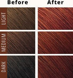 Creme Of Nature - Exotic Shine Colour Red Copper 6.4