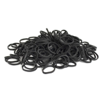 Magic Collection - Small Black Rubber Bands | Pack Of 275