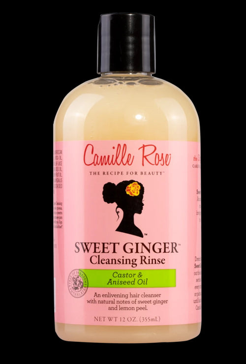 Camille Rose - Sweet Ginger Cleansing Rinse - 12oz