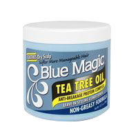 Blue Magic Tea Tree Oil Leave-In Styling Conditioner