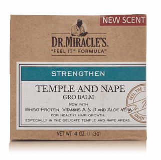 Dr Miracles - Temple and Nape Gro Balm 4oz