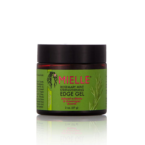 Mielle Rosemary Mint Strengthening Edge Gel 2oz
