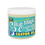Blue Magic Organics Castor Oil 12oz