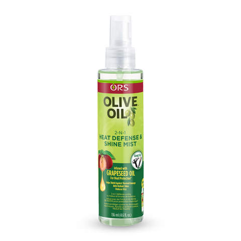 ORS - Olive Oil 2 in 1 Heat Defense & Shine Mist - 4.6 oz