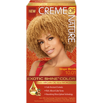 Creme Of Nature - Exotic Shine Colour Ginger Blonde 10.01