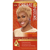 Creme Of Nature - Exotic Shine Colour Light Golden Blonde 9.23