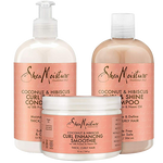 Shea Moisture - Coconut & Hibiscus - Curl Moisturize & Define Collection
