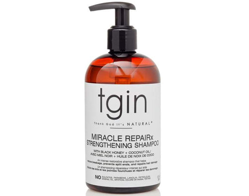 TGIN - Miracle RepaiRx Strengthening Shampoo - 13oz