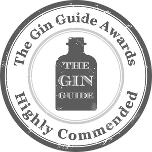 Hotham's Cardamom Gin - Highly Commended at The Gin Guide Awards 2020