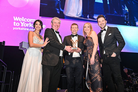 Gold at White Rose Awards 2019