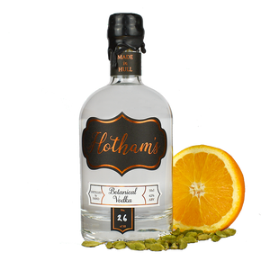Hotham's Cardamom & Orange Botanical Vodka