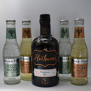 Hotham's Cardamom Gin & Fever-Tree Tonic Pack