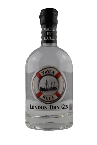 Review Hotham's Viola London Dry Gin