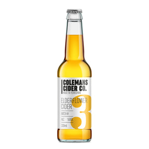 Colemans Elderflower Cider