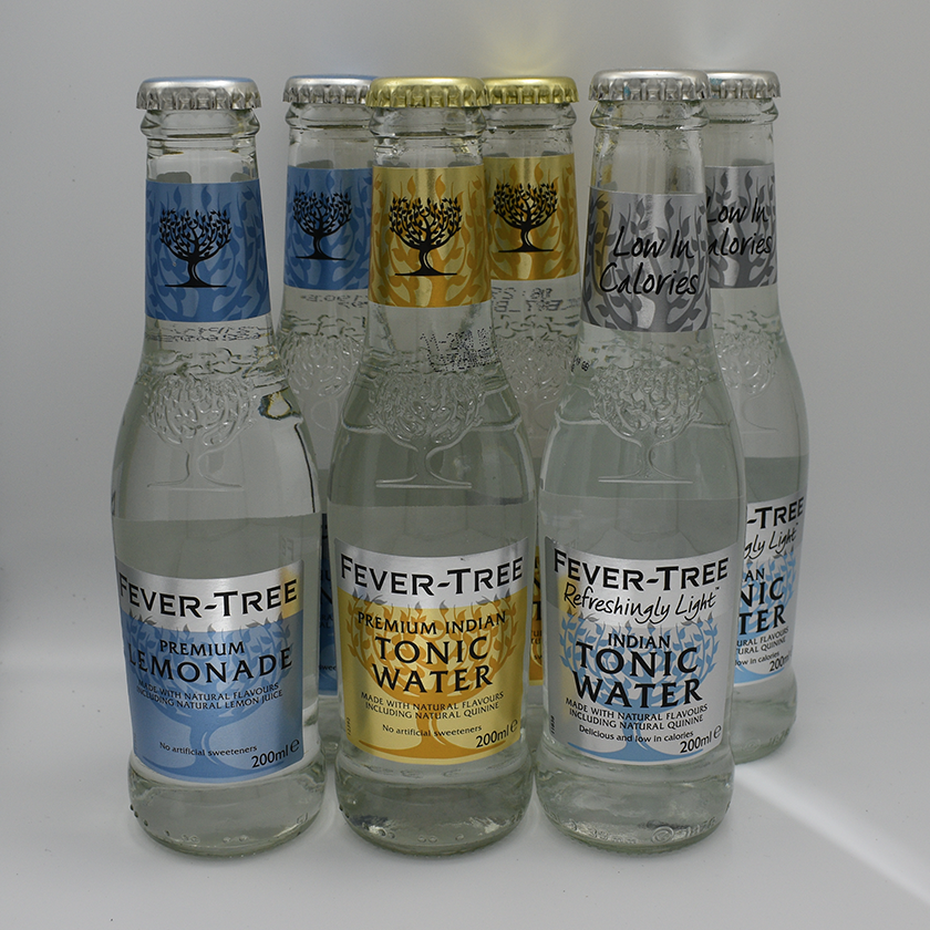 Fever-Tree Offer - Original Gin Prefect Serves