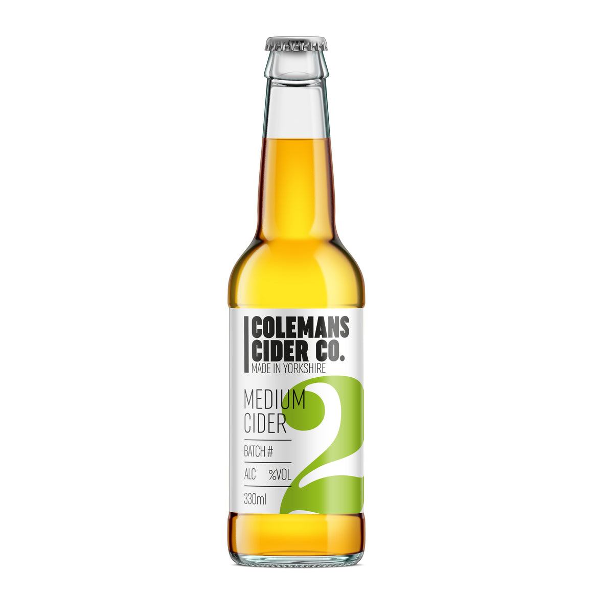 Colemans Cider Company Medium