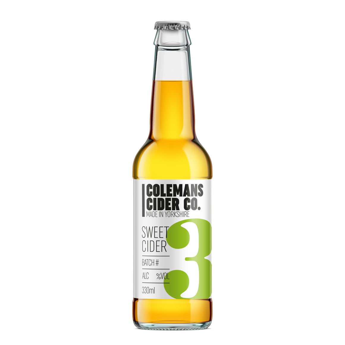 Colemans Cider Sweet