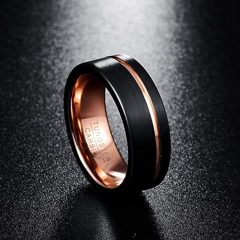 bague-homme-tungstene-or