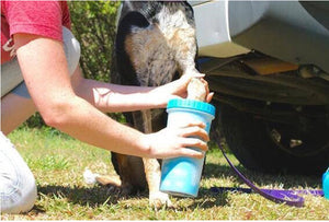 Dog Paw Washer