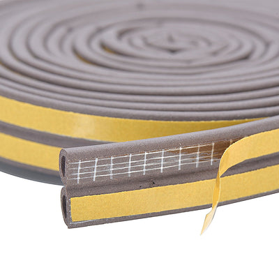 Adhesive Backed Rubber Strips for Doors and Windows