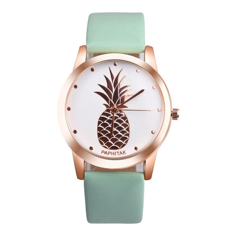 Pineapple Watch Green