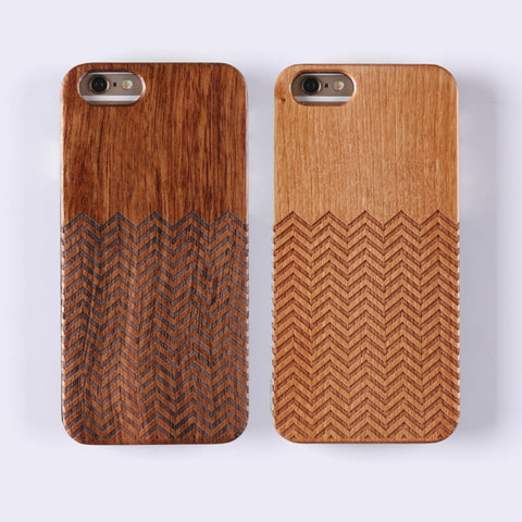 Wooden Phone Case for Samsung