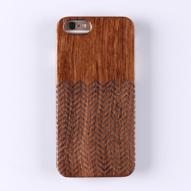 Wooden Phone Case for iPhone