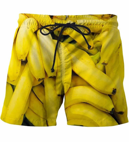 Banana Shorts for Men