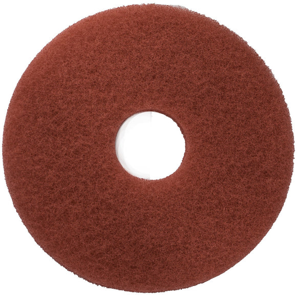 Red Floor Cleaning Pad 3M - 13