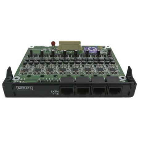 KX-NS5174 16-Port SLT Card