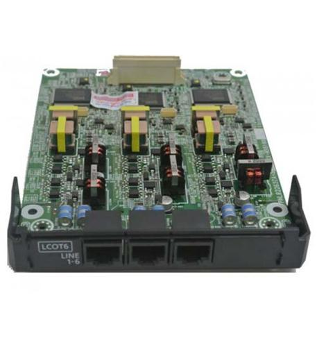 KX-NS5180 6-Port Analog Trunk Card